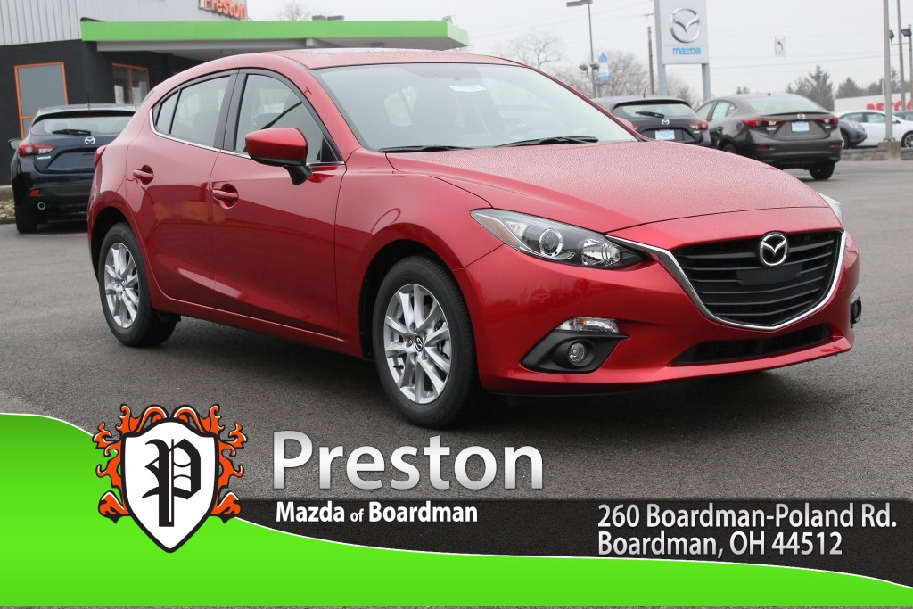 new 2016 mazda mazda3 i touring 4d hatchback in boardman m161252 preston mazda. Black Bedroom Furniture Sets. Home Design Ideas