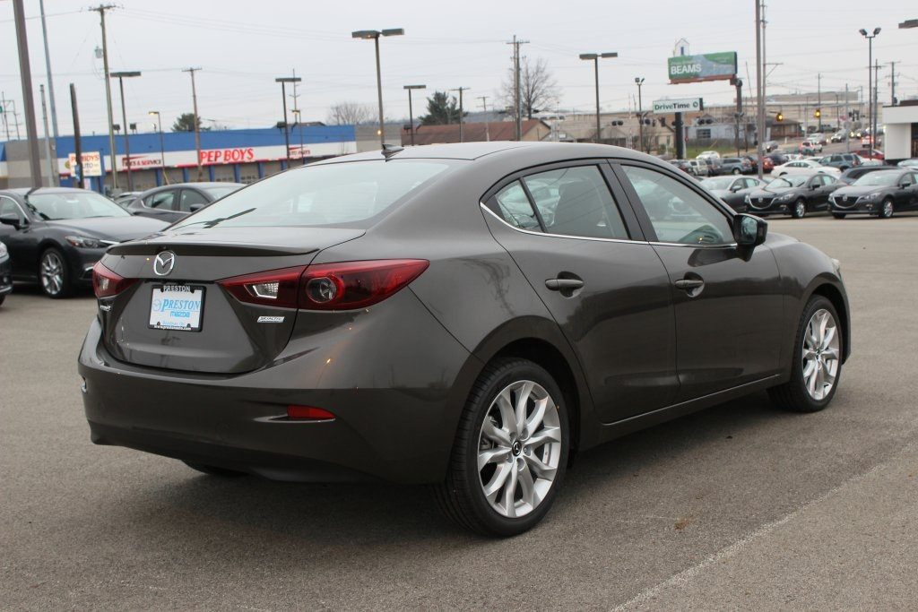 new 2016 mazda mazda3 s grand touring 4d sedan in boardman m161305 preston mazda. Black Bedroom Furniture Sets. Home Design Ideas